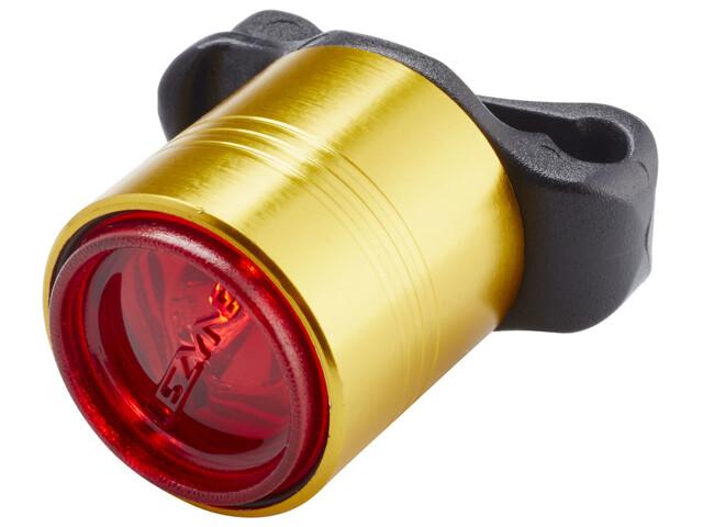 Lezyne Femto Drive Rear Oświetlenie złoty